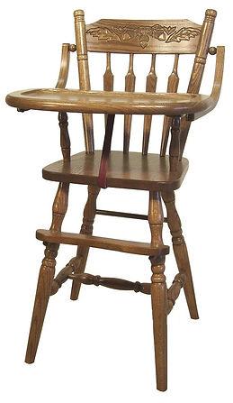 Chair 58 Acorn  Back High Chair.jpg