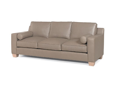 Gallagher Leather Sofa