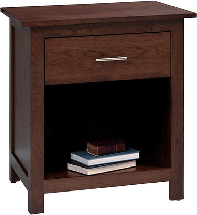 Ashton 1-Drawer Nightstand