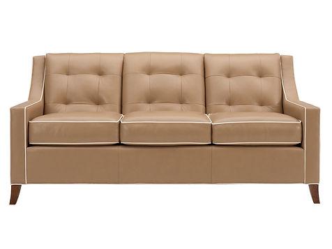 Modern Gatsy Leather Sofa