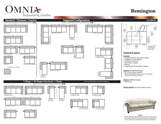 Remington Schematics Page 1