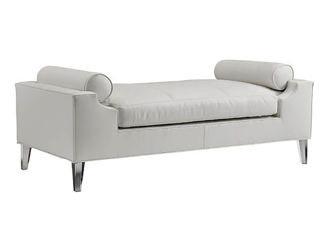 Viviana Leather Daybed
