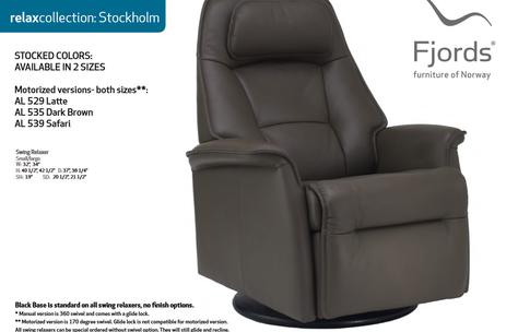 Stockholm information page
