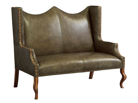 Linden Heirloom Quality Settee