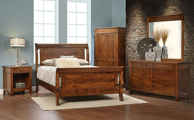 Tuscon Amsh Bedroom by Millcraft