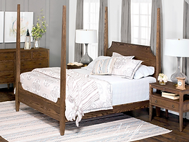 Hampton Bedroom by Simply Amish
