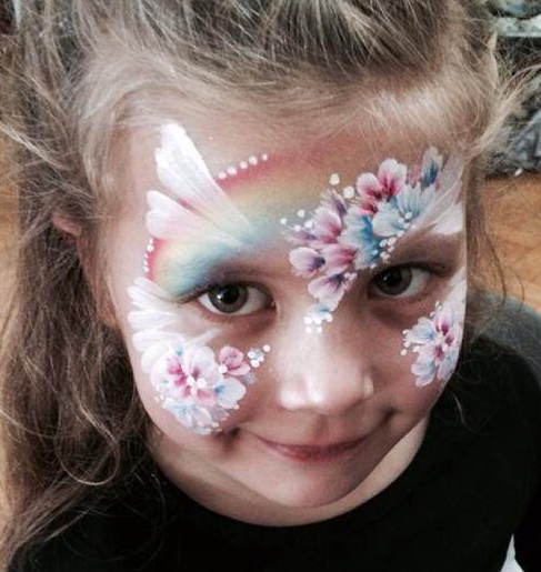 Fairy Face Paint