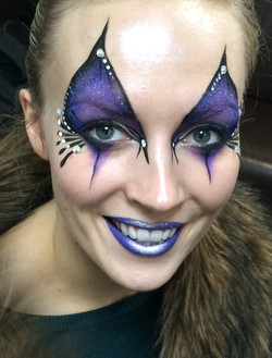 Circus Face Painting