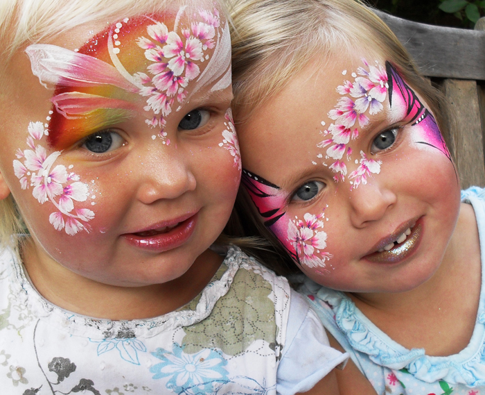 Face Painting for Girls