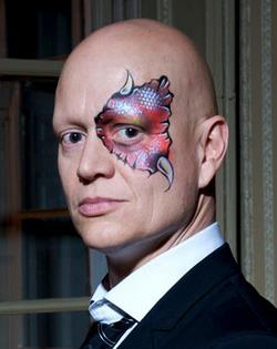 Adult Face Art