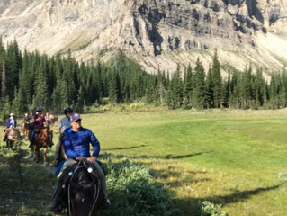 Day 6: Backpacking through Montana
