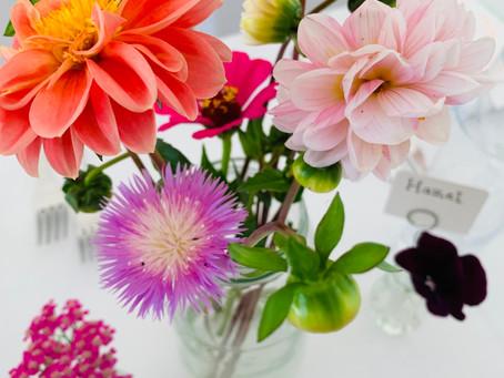 Classic British flower weddings..