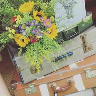 PROP FLOWERS - ENGLISH PETAL & HERB