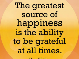 Immensely Grateful