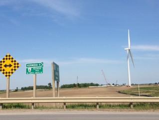 Windmills and White Stuff