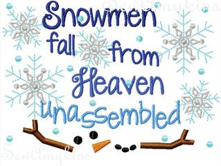 Snow People
