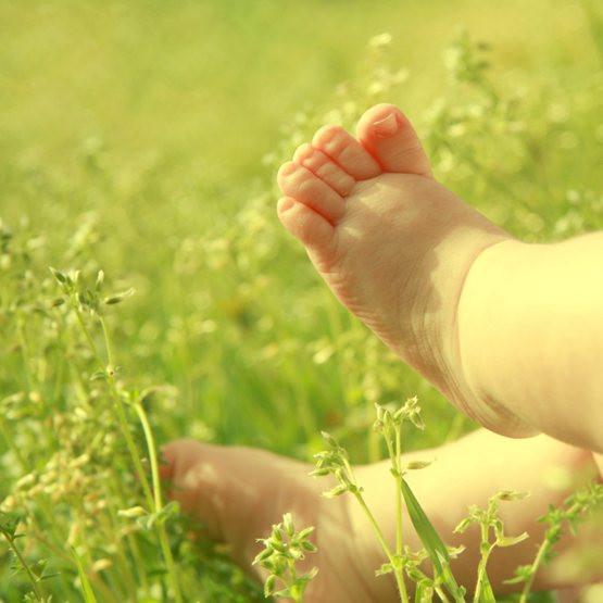 baby feet in spring.jpg