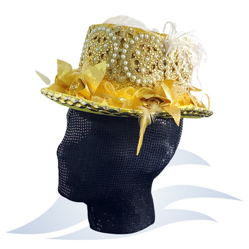 Pure Gold Hat
