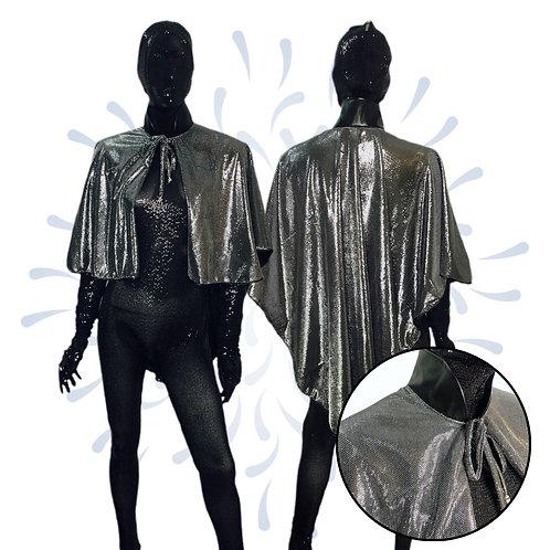 """Silver cape """"Magic"""""""