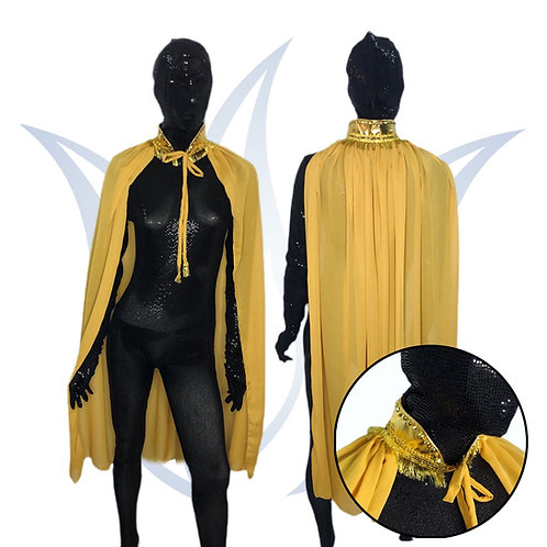 "Gold cape ""Sunflower """