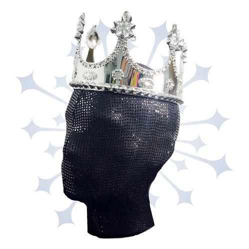 King Crown- Silver Chrome