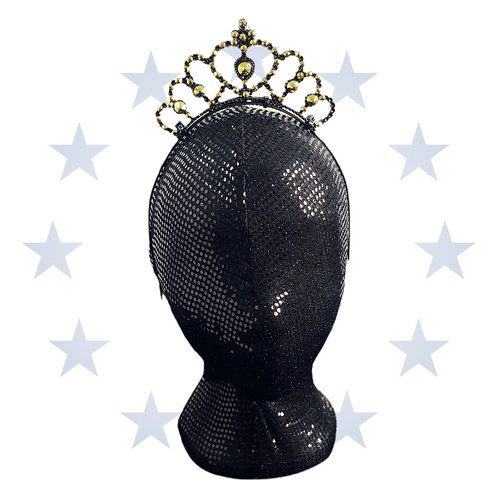 Black & Gold small Crown