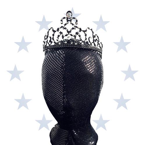 Black & Silver Crown