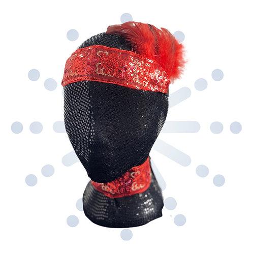 Red Flapper Set