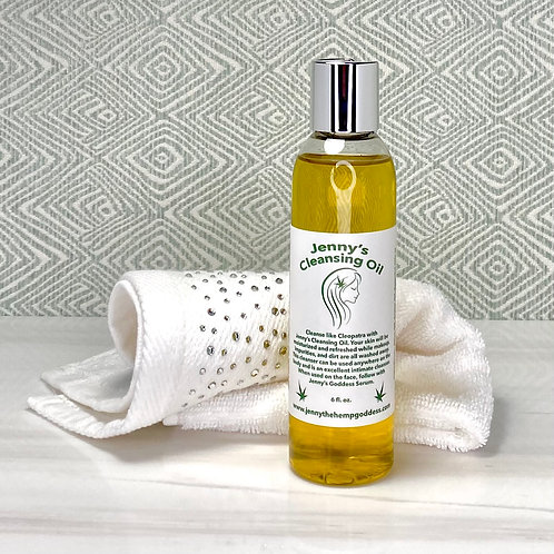 Jenny's Cleansing Oil