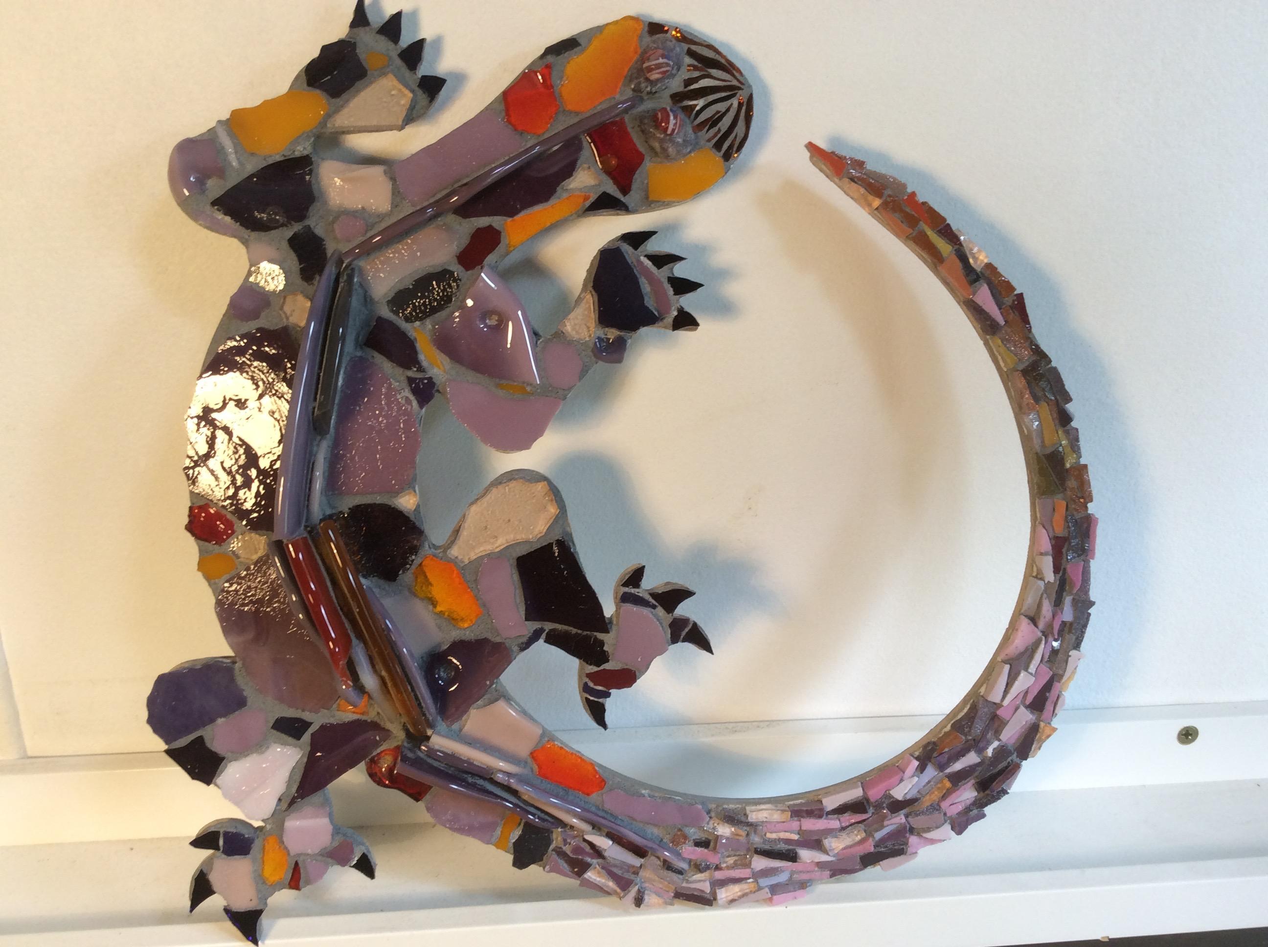 Gecko violet