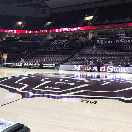BeBlue Preview - Missouri State & SIU