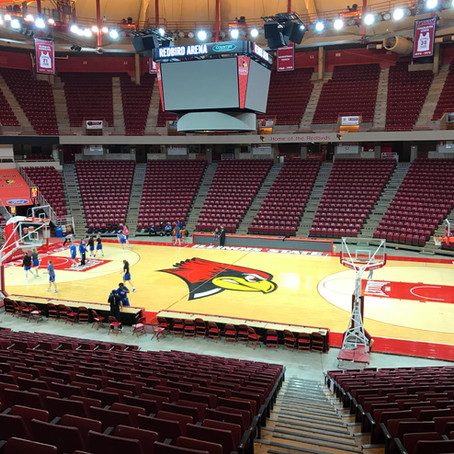 BeBlue Preview - Illinois State & Bradley
