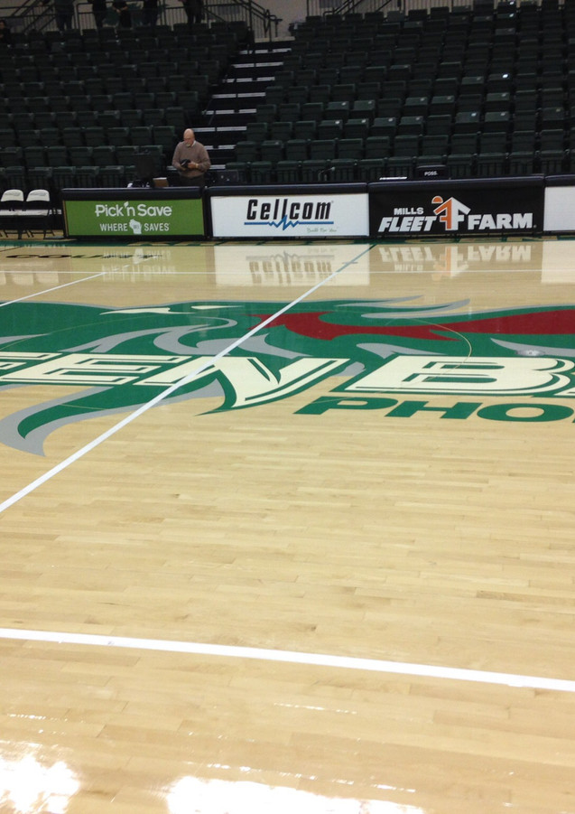 Kress Events Center