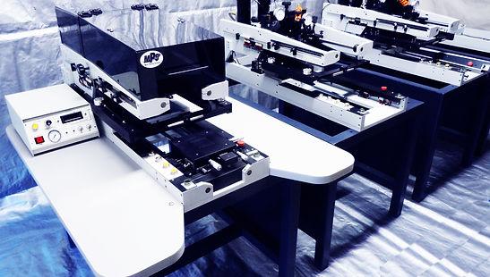 TF-100 Screen Printer