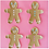 Thumbnail: Gingerman Dessert Plates