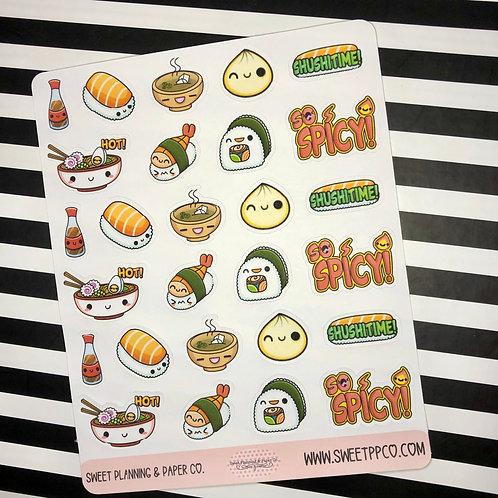 Sushitime - Planner Sticker
