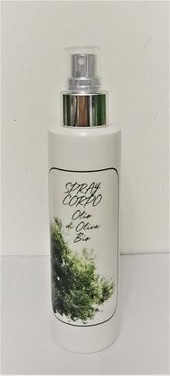 Spray corpo all'olio d'oliva bio 150ml