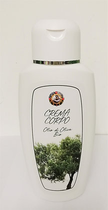 Crema corpo all'olio d'oliva bio 200ml
