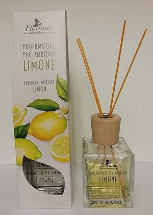 Profumatore per ambienti al limone 200ml