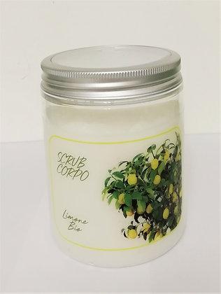 Scrub corpo al limone bio 300ml