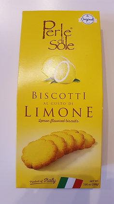 Biscotti al limone - 200g