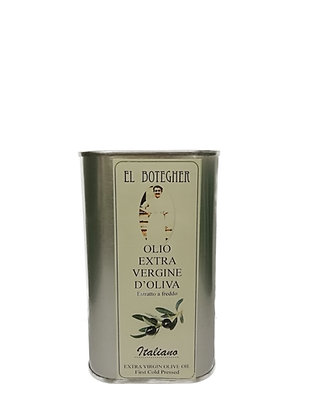 Latta olio extravergine di oliva 500ml