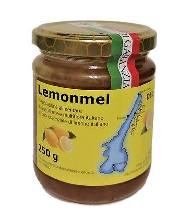 Miele multiflora ed olio essenziale al limone - 250g