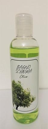 Bagno schiuma olivo 250ml