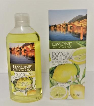 Doccia schiuma al limone 200ml