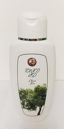 Tonico viso all'olio d'oliva bio 200ml