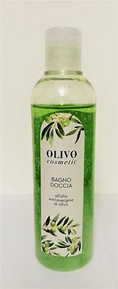 Bagno doccia all'olio d'oliva 250ml