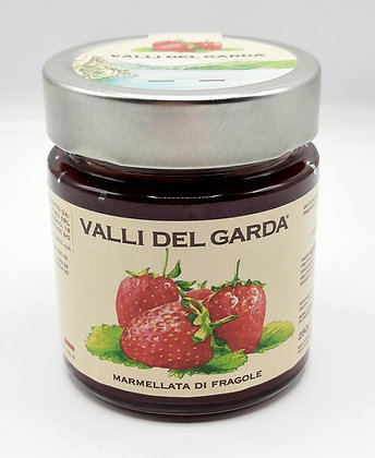 Marmellata di Fragole 250gr