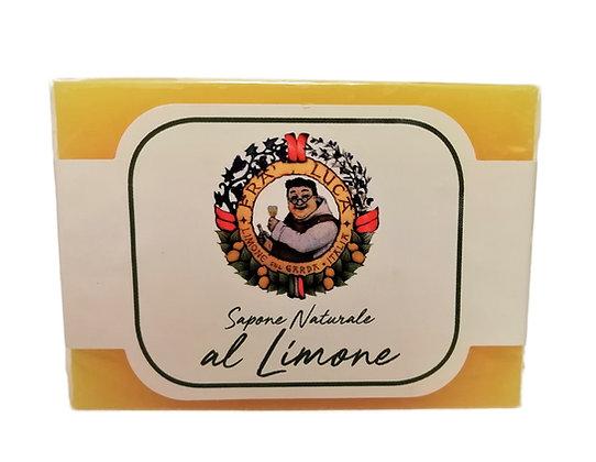 Sapone naturale al Limone 100g