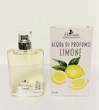 Acqua di profumo - Limone 50ml